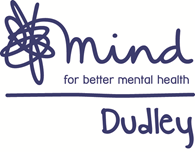 Mark Evans, Dudley Mind  logo