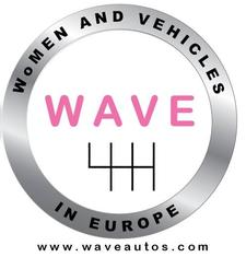 WAVE - WoMen and Vehicles in Europe logo