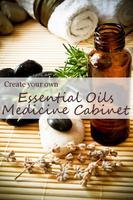 Essential Oils Medicine Cabinet