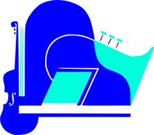 East London Piano logo