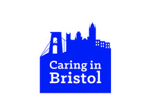 Caring in Bristol  logo