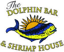 The Dolphin Bar & Shrimp House logo