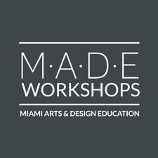 M.A.D.E Workshops logo