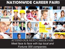 Nationwide Career Fairs logo