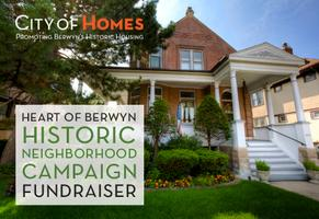 CoHo's Annual Fundraiser: Heart of Berwyn Historic...