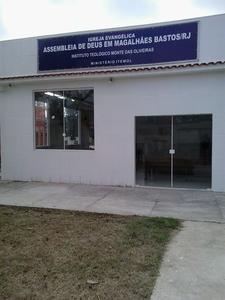 Instituto Teológico Monte das Oliveiras logo
