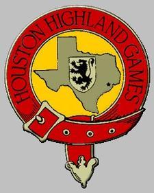 Houston Highland Games Assocation logo