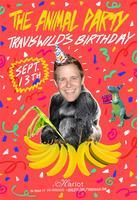 "THE ANIMAL PARTY ""TRAVISWILD'S BIRTHDAY"""