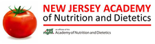 New Jersey Academy of Nutrition and Dietetics logo