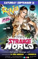 """""""STRANGE WORLD"""" FT. RAJA GEMINI RPDR 3 WINNER RETURNS..."""