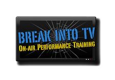 Break Into TV logo