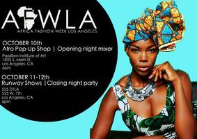 Africa Fashion Week Los Angeles 2013