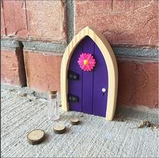 The Irish Fairy Door Company logo