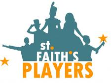 St Faith's Players logo