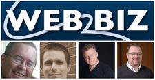WEB2BIZ 2013-2014 logo