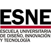 ESNE-Escuela Universitaria de Diseño, Innovación y Tecnología logo