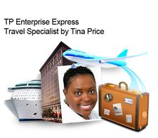 TP Enterprise Express Travel Agency logo