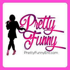 Pretty Funny Entertainment logo