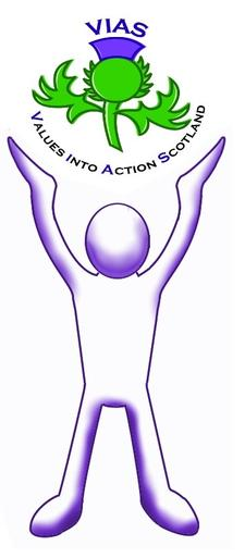 Values Into Action Scotland logo