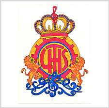 LTHS Madrigal Committee logo