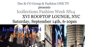 I-Collections Fashion Week Spring/Summer 2014