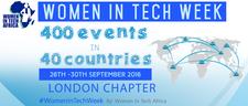 Women In Tech Africa - London Chapter logo