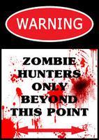Zombie Elimination Mission