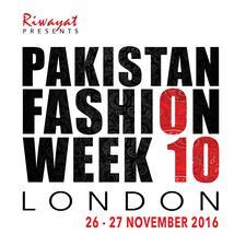 PFW10 London Ticketing Site logo