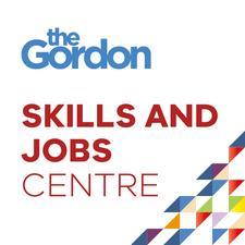 The Gordon Skills and Jobs Centre logo