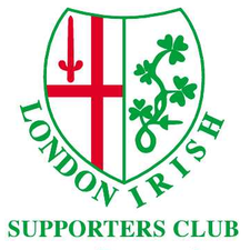 London Irish Supporters Club logo