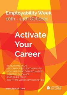 UEL Careers and Student Employability  logo