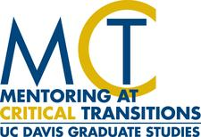 Mentoring at Critical Transitions - UC Davis Graduate Studies logo