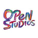 The Open Studios logo
