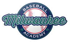 Milwaukee Baseball Academy  logo