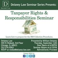 Taxpayer Rights & Responsibilities Seminar