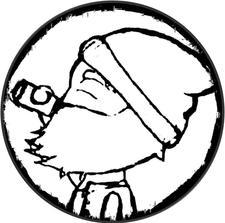 Beard Up Beer Down logo