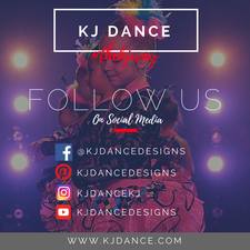 KJ DANCE ~ PLANO ~ FRISCO logo