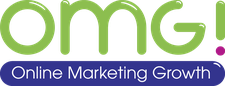 OMG! Online Marketing Growth logo