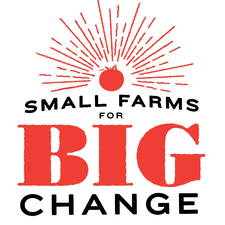 Small Farms for Big Change logo