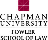 Chapman University Dale E. Fowler School of Law logo