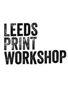 Leeds Print Workshop logo