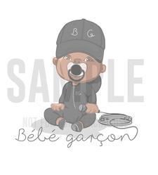 Bebe Garcon  logo