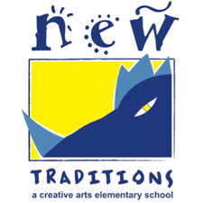 New Traditions PTA logo
