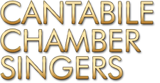Cantabile Chamber Singers logo