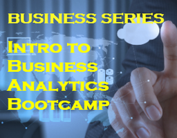 Introduction to Business Analytics - Bootcamp