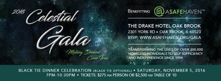 A Safe Haven Celestial Gala