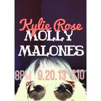 Kylie Rose @ Molly Malone's