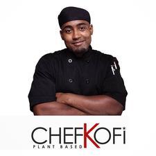 Chef Kriss kofi logo