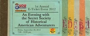 WDW Radio E-Ticket Event 2012