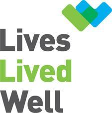 Lives Lived Well  logo